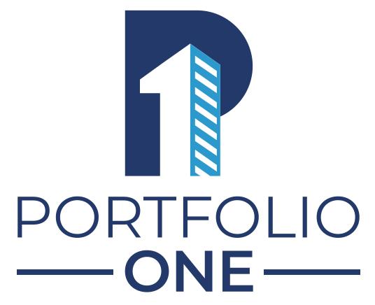 Portfolio One Logo